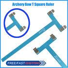 Archery Bow Measurement T ruler Compound Bow Tool Archery Square Practical