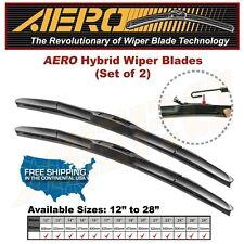 "AERO Hybrid 26"" + 17"" OEM Quality Windshield Wiper Blades (Set of 2)"
