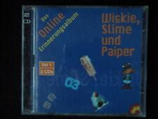Danzer Ambros Nena Chuzpe Nina Hagen Visage/Wickie Slime und Paiper Vol.1  2/CD
