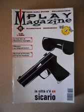 Superman Rosso & BLU Play Magazine n°32 1998 Play Press   [G816]