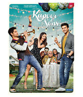 Kapoor & Sons (Hindi DVD) (2016) (English Subtitles) (Original DVD)