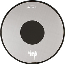 "Blackhole Silencing Pad for 14"" Drum, Mesh Head, Snap-on & Tuneable - BLKHOL14"