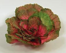 "Designer Large Artificial Faux Fake Watermelon Kale with 3"" Stem Vegetable"