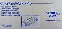 Original Minolta Toner gelb für ColorPageWorks / Pro 0940-501 1710437-002 OVP