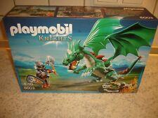 Playmobil 6003 Knights großer Burgdrache Ritterburg Ritter Burg Drache NEU