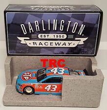 Aric Almirola 2016 Lionel #43 STP Darlington Throwback Autographed by Petty 1/24