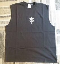Reebok Above The Rim Sleeveless T-Shirt tee Tank camiseta talla L