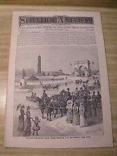 SA-9/3 1892-Barnes Air Ship-Clock Making-Betten Rotary Engine-Inscribing Speech