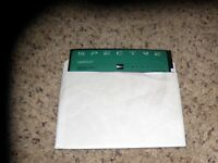 "Spectre IBM PC Game 5.25"" disk"