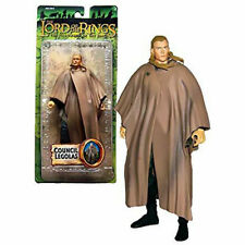 Lord of the Ring Action Figures Council Legolas Toybiz Action figure BRAND NEW