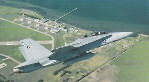AIR119) PC Australia, F/A-18B A21-103, the first one assembled in Australia show