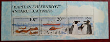 Russland UdSSR ship mail Schiffe Antarctica Antarctic Antarktis Polarpost Polar