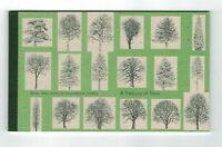 GB343) Great Britain 2000 A Treasury of Trees Prestige Booklet MUH