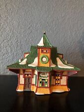 Beautiful Condition Dept 56 Alpine Village Bahnhof (56154), Anne Rice Collection