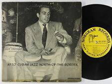 Jack Costanzo & Latin Orch. - Mr. Bongo Plays Hi-Fi Cha Cha LP - Tops Mono DG