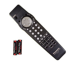 PANASONIC VSQS1491 VCR/TV Remote Control w/Batteries
