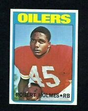 NMT 1972 Topps #103 Robert Holmes.