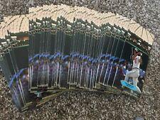 1986 Leaf Fold Out Pop Up Cal Ripken Jr. & Mike Schmidt Baseball Cards