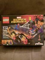 LEGO Super Heroes Doc Ock Truck Heist (76015) New Great Minifigures!