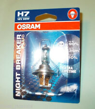 OA64210NPBBLI1  OSRAM 12V Night Breaker Plus - H7 - 55W - PX26d - 1 pz - Blister