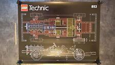 Poster Lego Technic 853