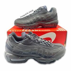 Nike Air Max 95 Essential Black/Dark Grey Men's Sz 7/ Women 8.5 New (CI3705-001)