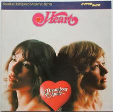 HEART Dreamboat Annie 1979 Nautilus TEST PRESSING LP Ann & Nancy WILSON Zeppelin