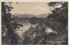 Postcard - Windermere - From Main Road near Low Wood