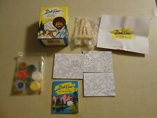 Bob Ross By The Numbers Painting Kit Meme's Miniature Edition NEW