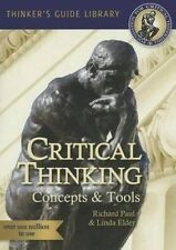 Miniature Guide to Critical Thinking: Concepts and Tools by Richard Paul (Paperback / softback, 2014)