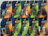 Lot of 10 - Star Wars POTF Different Action Figures Kenner 1995 & 1996 NIB