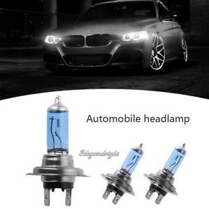 H1 H3 H7 12V 55W 100W 4000K-4500K Ultra White Halogen Lamp Car Headlight Bulb