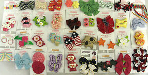 Gymboree Your Choice Barrette Clip Pairs Candy Spring Mermaid Holiday Fall NEW