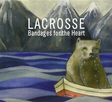 LACROSSE - BANDAGES FOR THE HEART  CD NEU