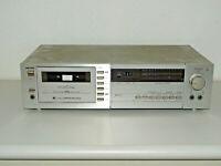 Philips F6225 Vintage Stereo Kassettendeck Silber, 2 Jahre Garantie