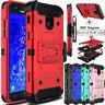For Samsung Galaxy J7 V 2018/Refine/Star Phone Case Hybrid Clip Armor Hard Cover