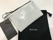 Paul Smith COIN PURSE WALLET Hearts Design Calf Leather Made in Spain RRP £171