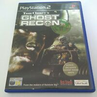 Tom Clancy's Ghost Recon (Sony PlayStation 2, 2002)