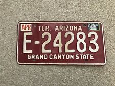 Texas License Plate Used and Genuine Man cave Garage Collector