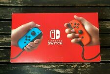 Nintendo Switch Empty Box Original Collectible Video Game Console Empty Box Only