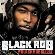 The Black Rob Report [Clean] [Edited] by Black Rob (Cd Oct-2005) NEW