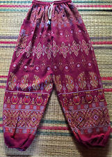 Trousers Thai Tracery