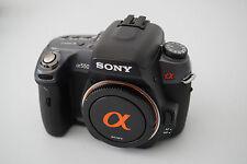 Sony Alpha DSLR-A550 14.2 MP Digital SLR Camera - Black (Body Only)