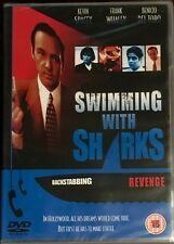 Swimming With Sharks  (DVD, 1995, R2)   Kevin Spacey  BRAND NEW & SEALED