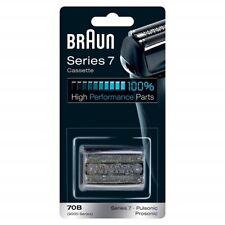 Braun 70B Series 7 Foil / Cutter Pack Black