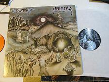 Dwarr Animals Doom Metal 2010 Drag City NM lp duane warr sabbath Todd Clark rare