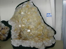 citrine geode large specimen  15 JC 01