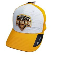 Houston Dynamo Hat Authentic Structured Flex Fitted Hat