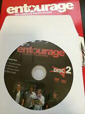 Entourage – Season 4, Disc 2 REPLACEMENT DISC (not full season)