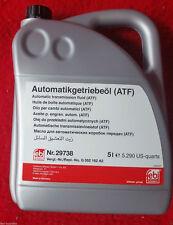 5l Febi 29738 Automatikgetriebeöl ATF Gelb VW BMW LT71141 LA2634 MB23611TL52162